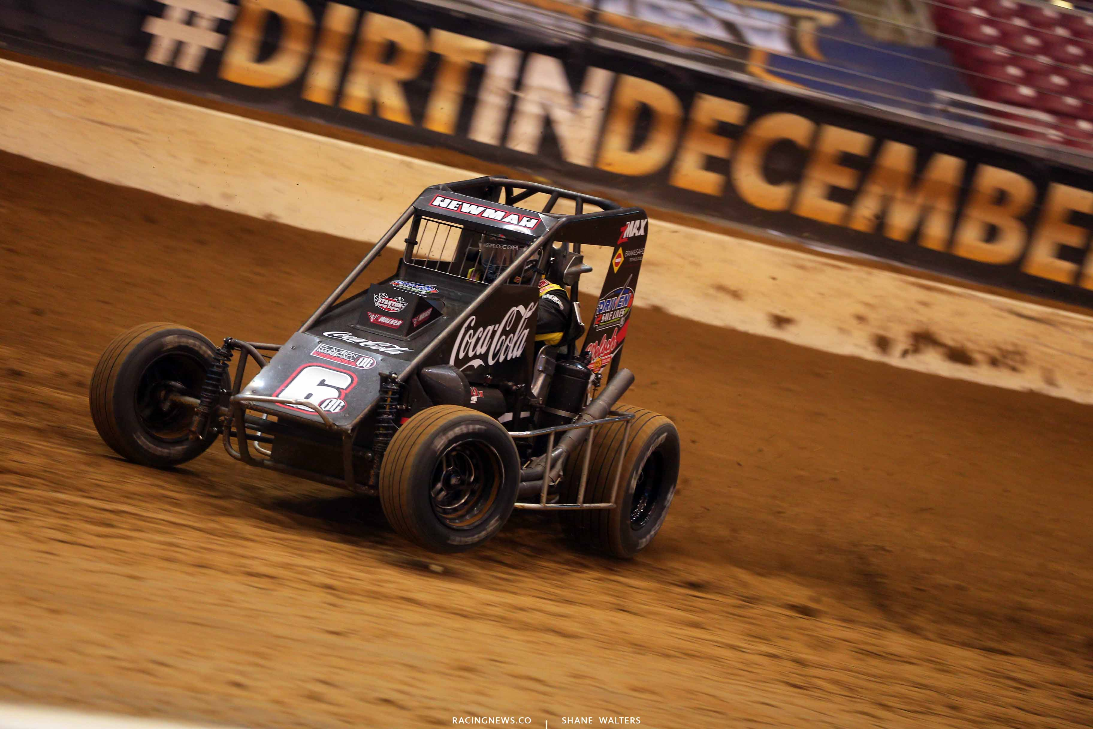 Ryan Newman comments on his return to dirt racing; Wants to run Chili Bowl Nationals