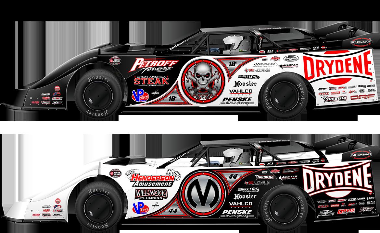 Scott Bloomquist Racing 2020 dirt late models