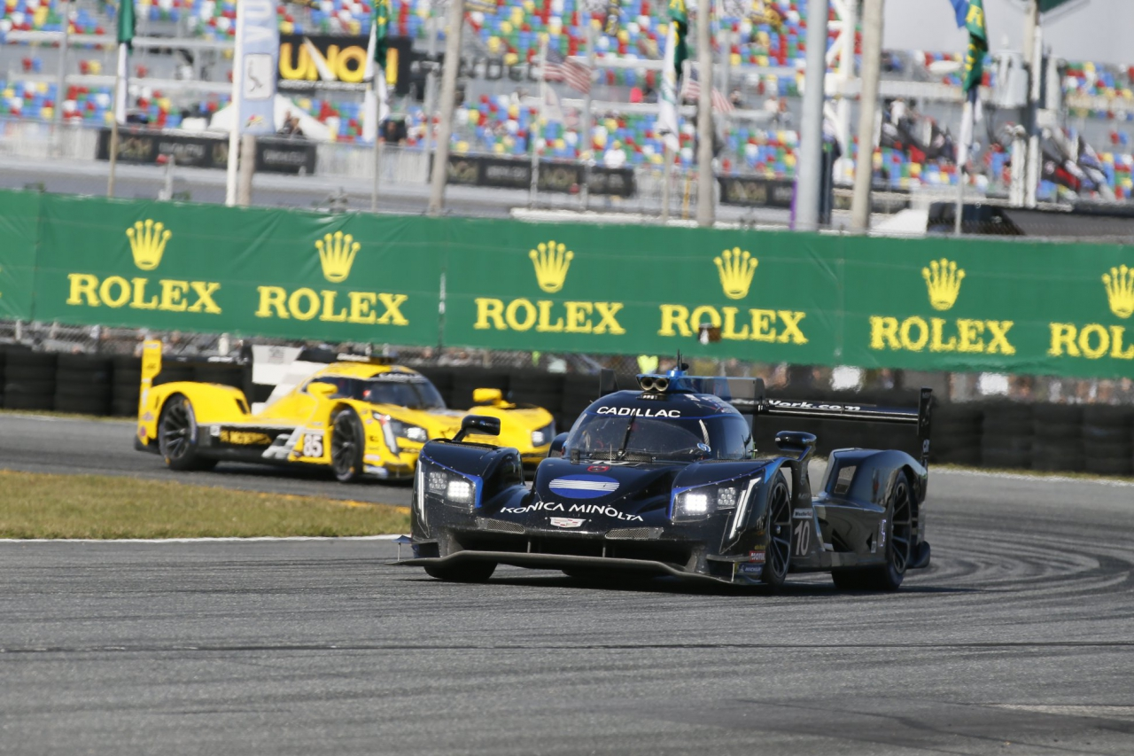 #10 Wayne Taylor Racing - Rolex 24 at Daytona