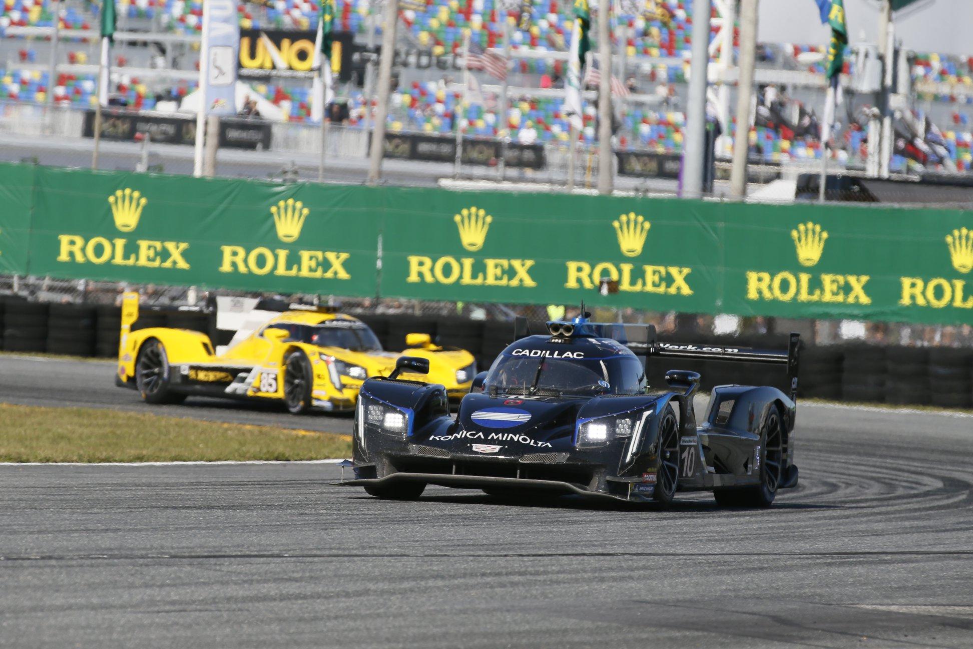 #10 Wayne Taylor Racing - Rolex 24 at Daytona