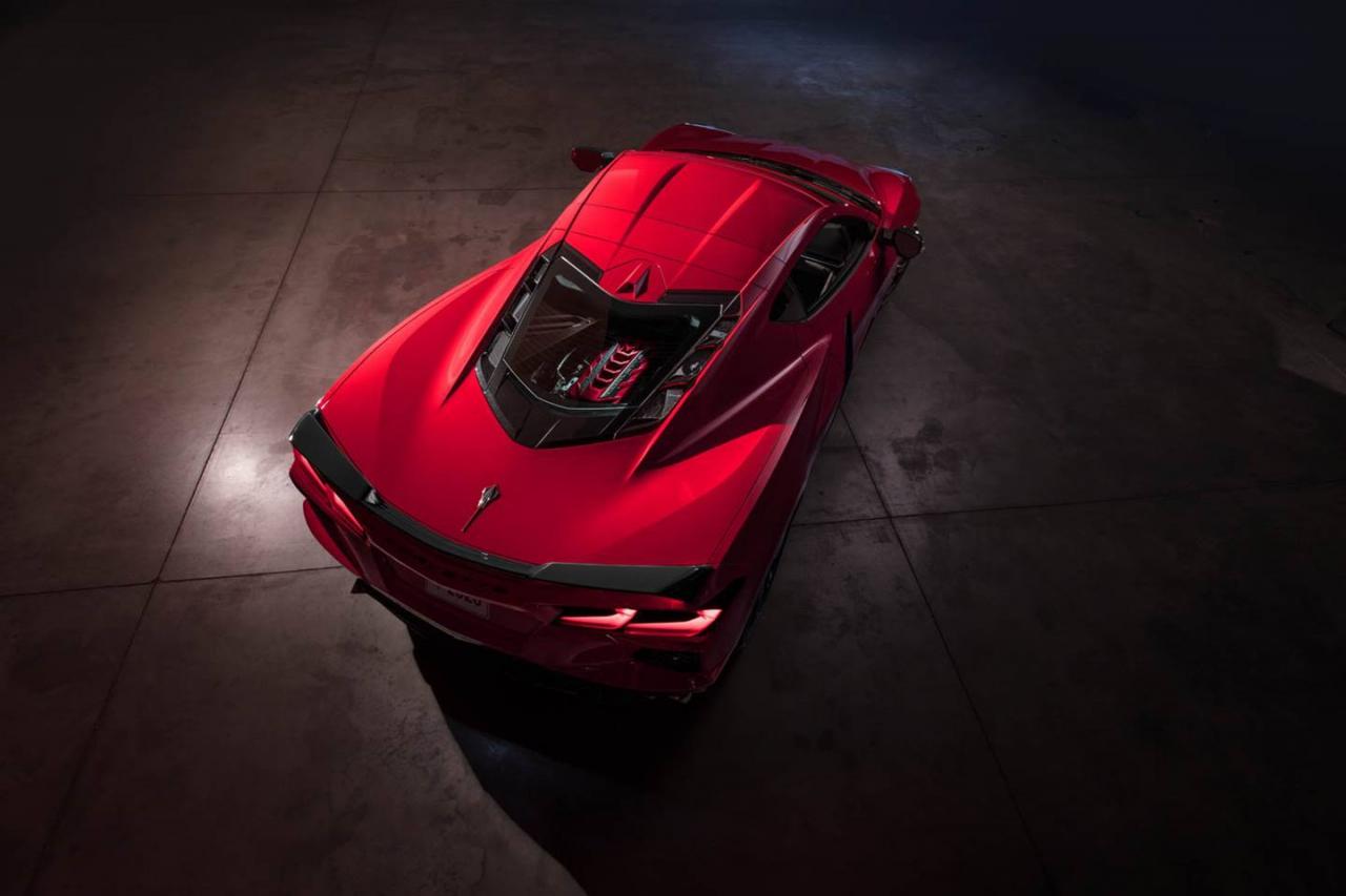 2020 Chevy Corvette