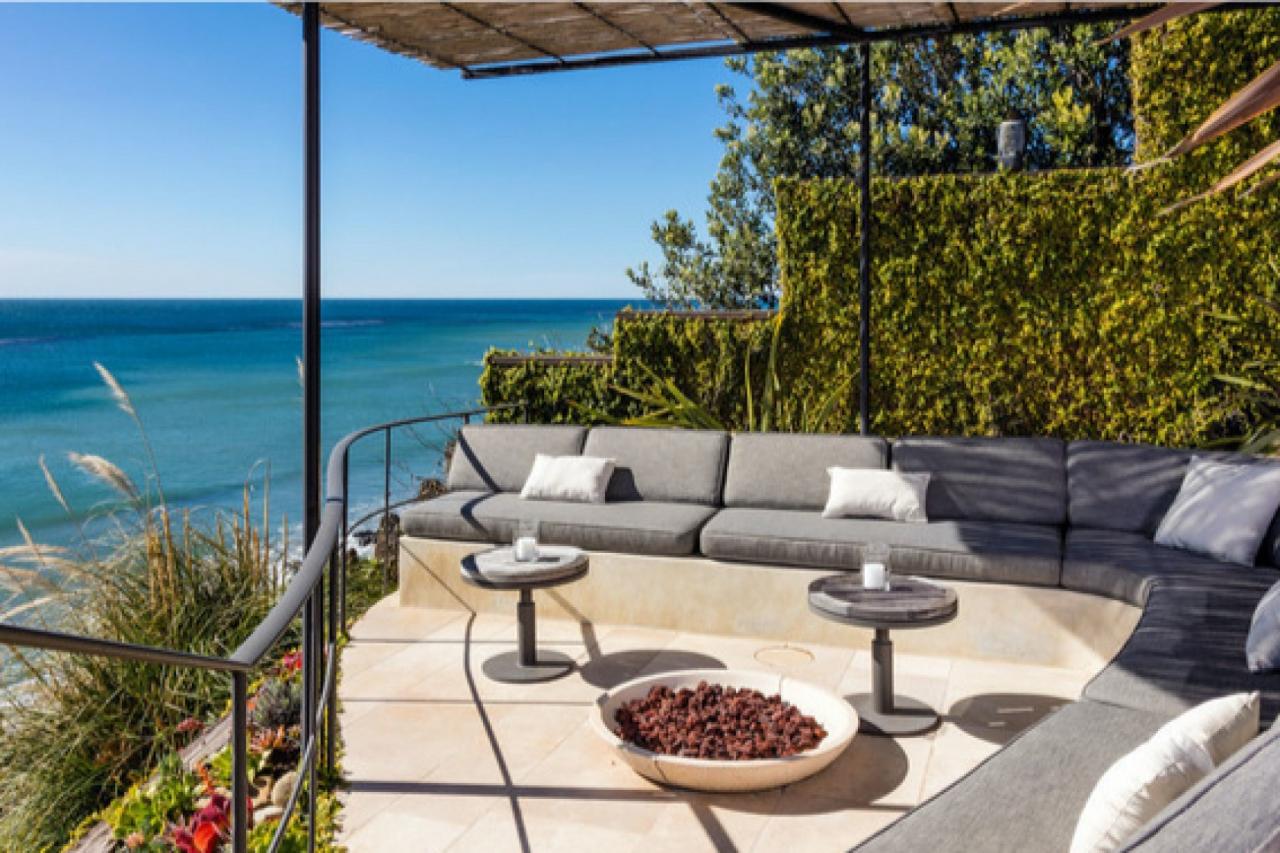 Aaron Rogers beach house