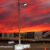 Arizona Speedway sunset