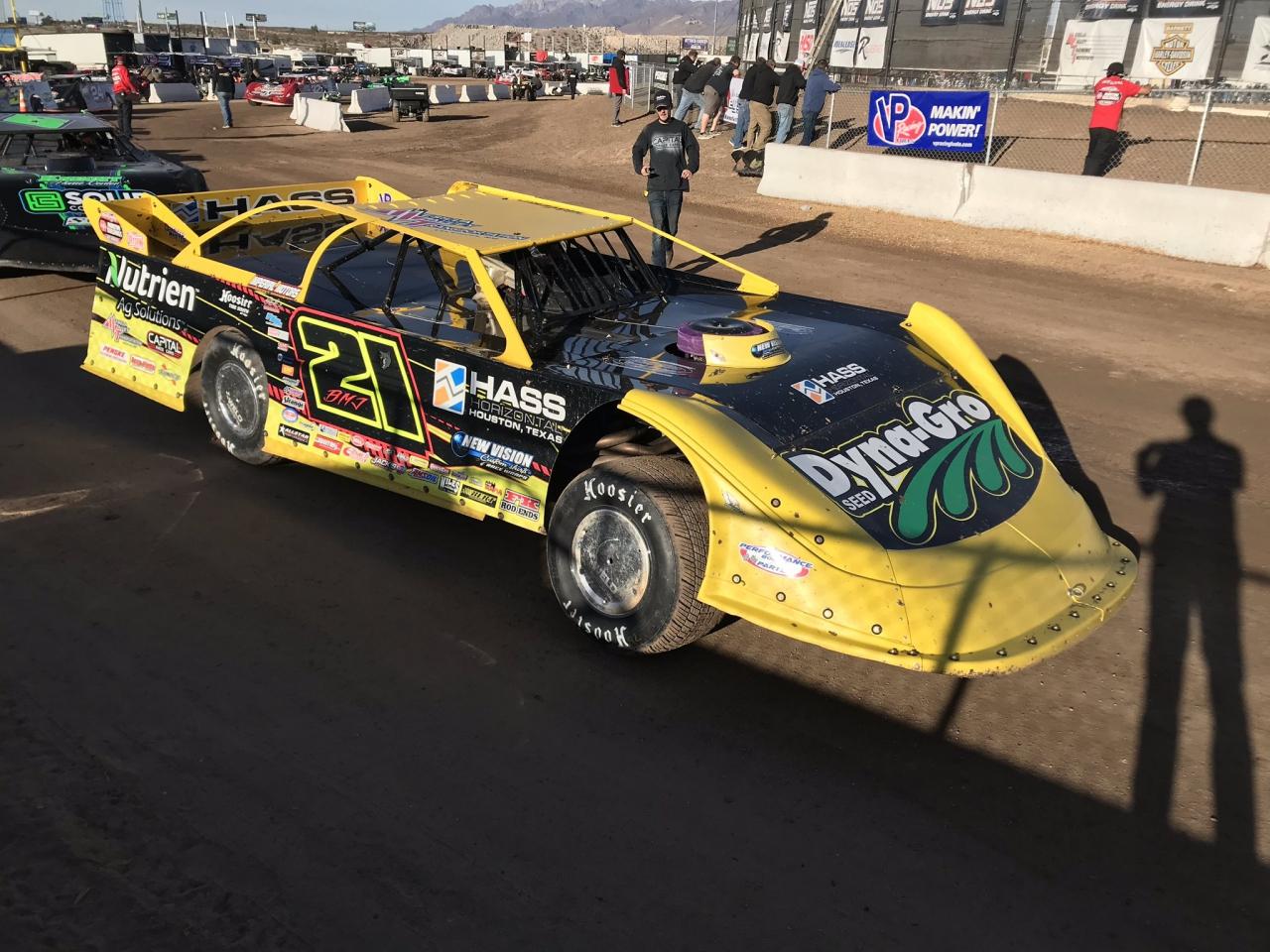 Billy Moyer Jr 2020 car