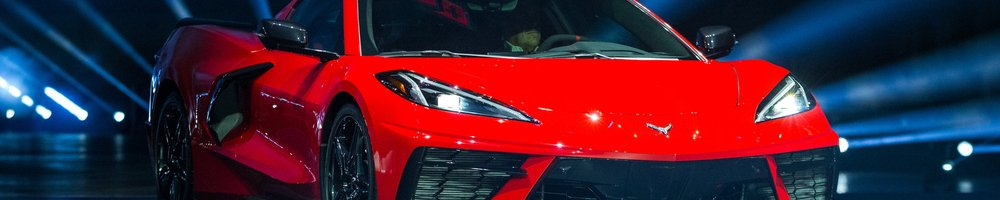 NASCAR's Rick Hendrick purchases the first C8 Chevy Corvette at auction
