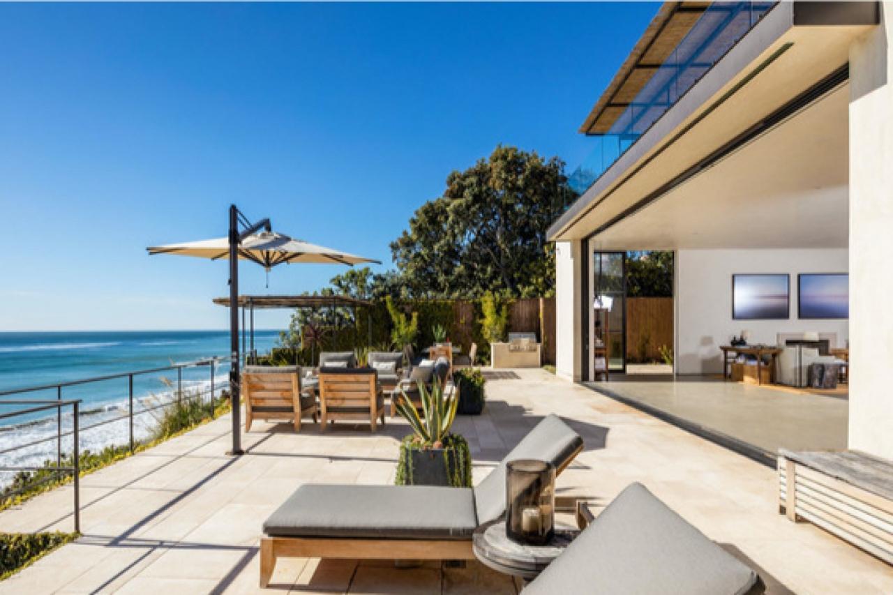 Danica Patrick beach house