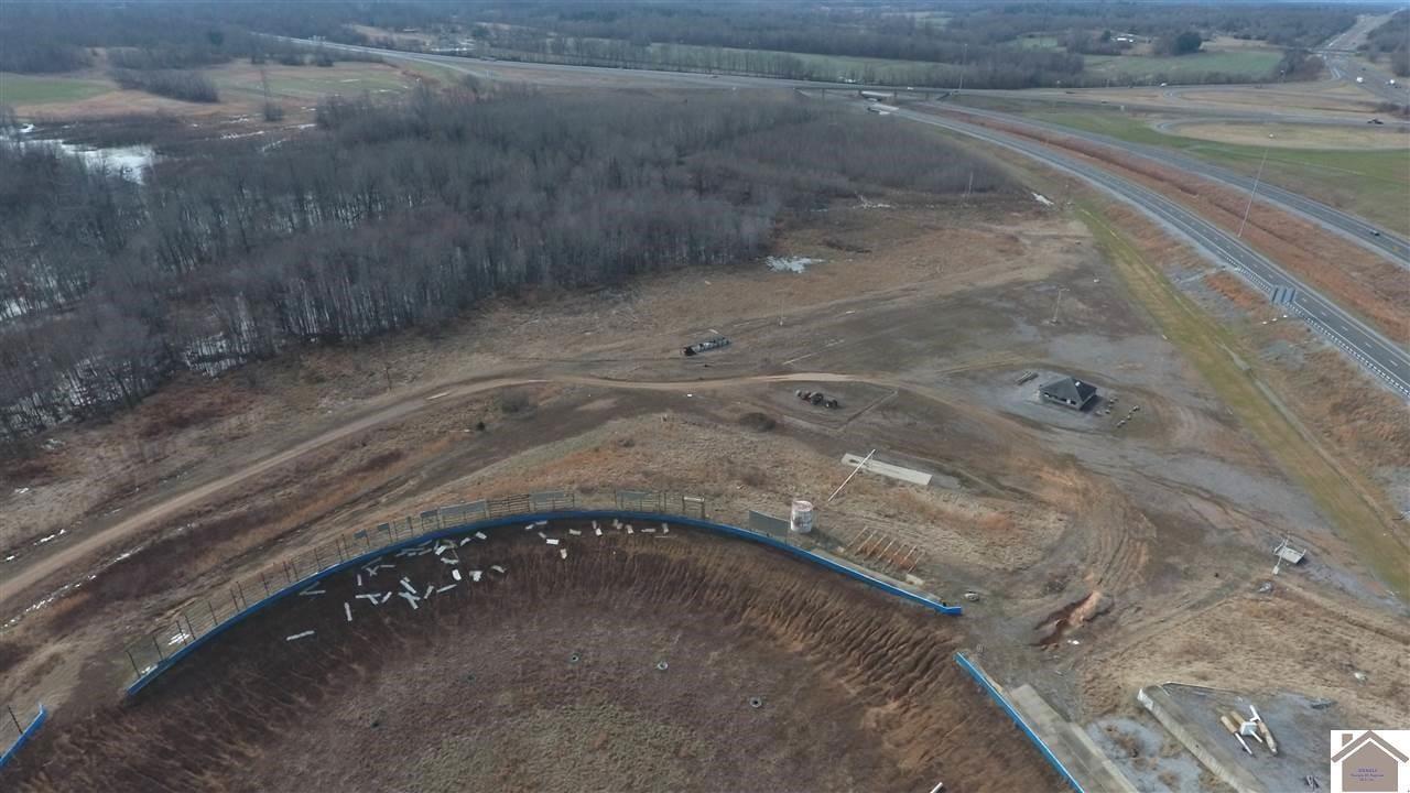 Dirt track - Kentucky Lake Motor Speedway