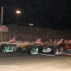 Four wide salute at Arizona Speedway - Wild West Shootout