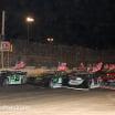 Four wide salute at Arizona Speedway - Wild West Shootout