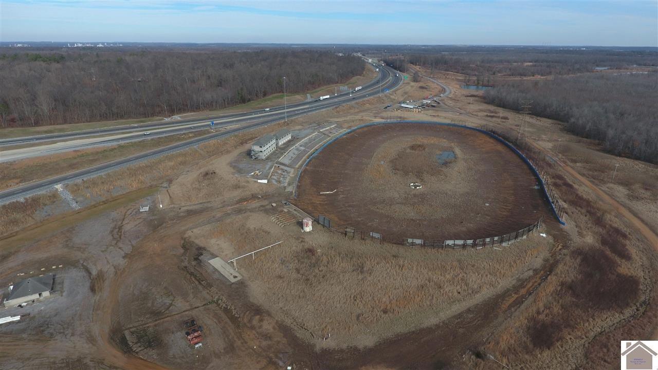 Highway 24 race track - Kentucky Lake Motor Speedway