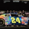 Jeff Gordon 1997 rainbow 24 at auction
