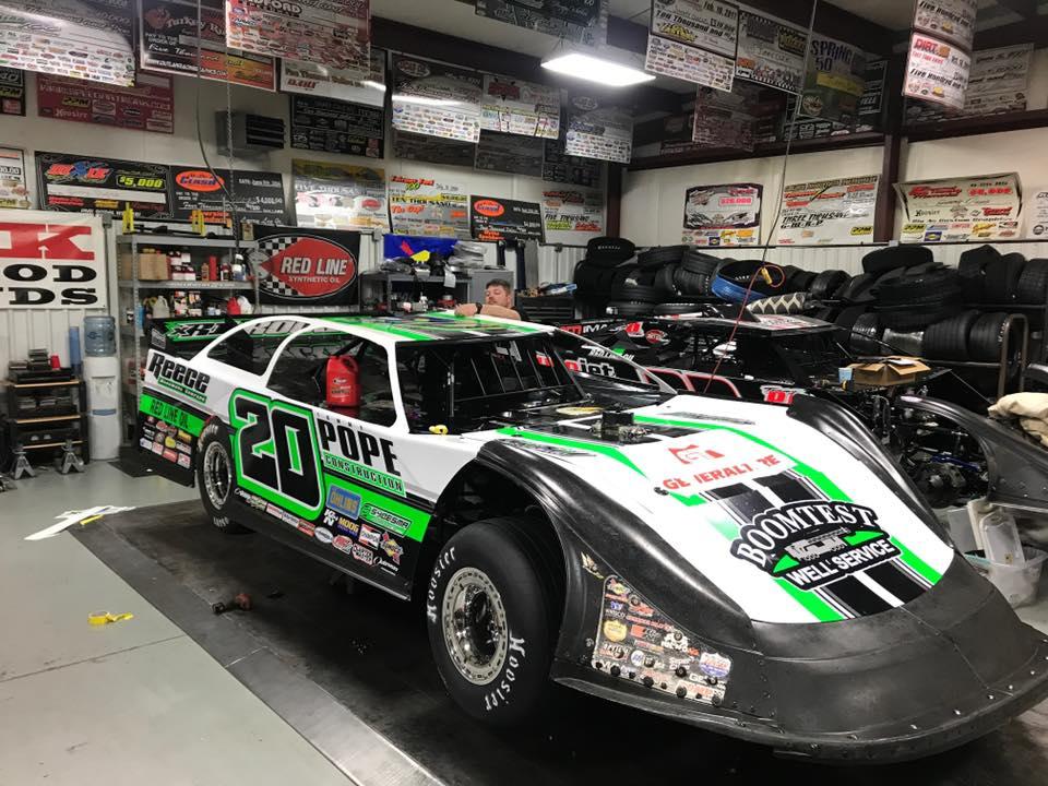 Jimmy Owens 2020 car