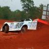 Jonathan Davenport at Fayetteville Motor Speedway 5006