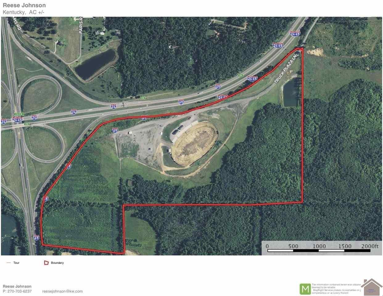 KY Lake Motor Speedway property
