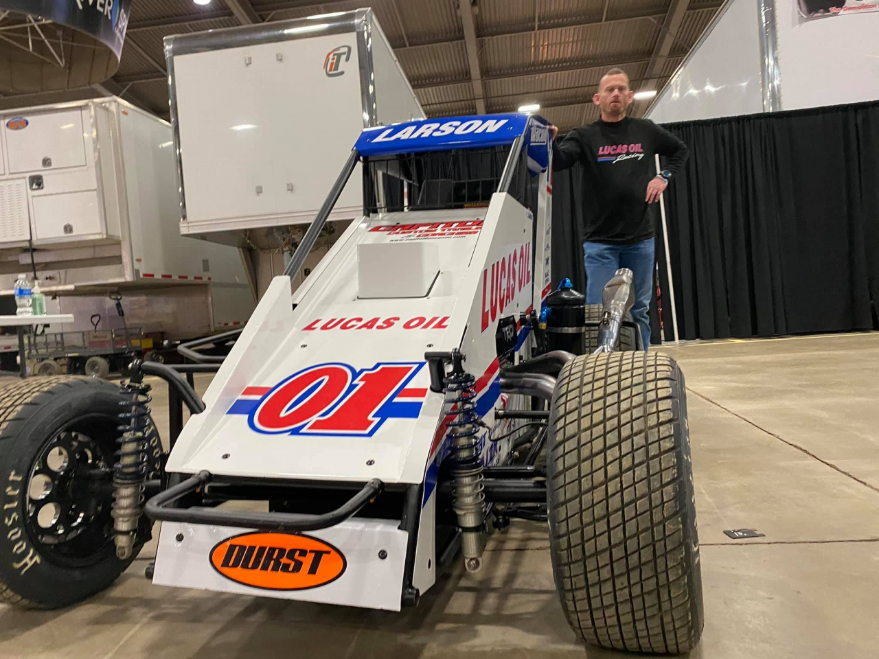 Kyle Larson - Chili Bowl Nationals