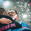 Kyle Larson wins the 2020 Chili Bowl Nationals