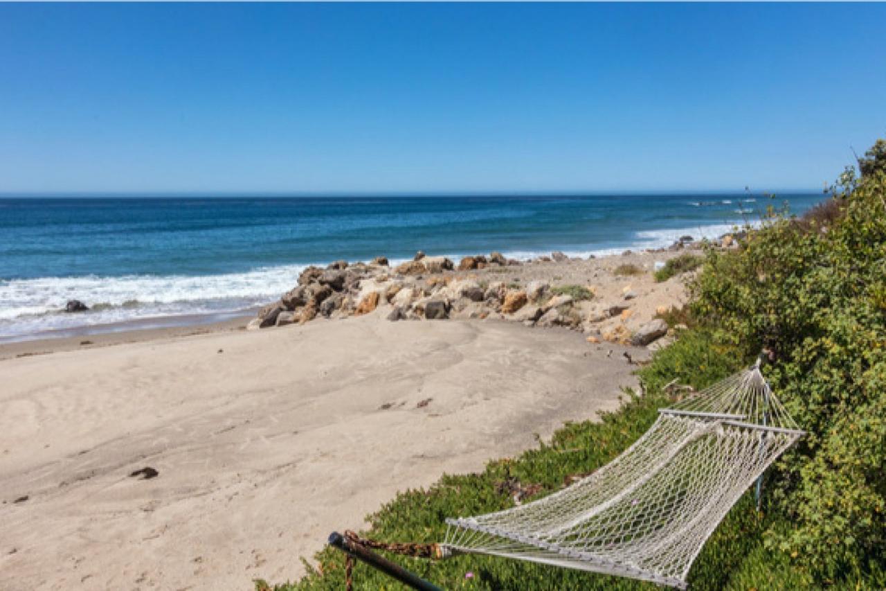 Malibu beach house owned by Danica Patrick