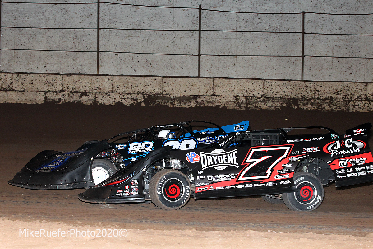 Mike Spatola and Ricky Weiss in the Wild West Shootout