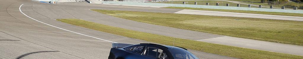 NASCAR Next Gen car set for Homestead-Miami Speedway test