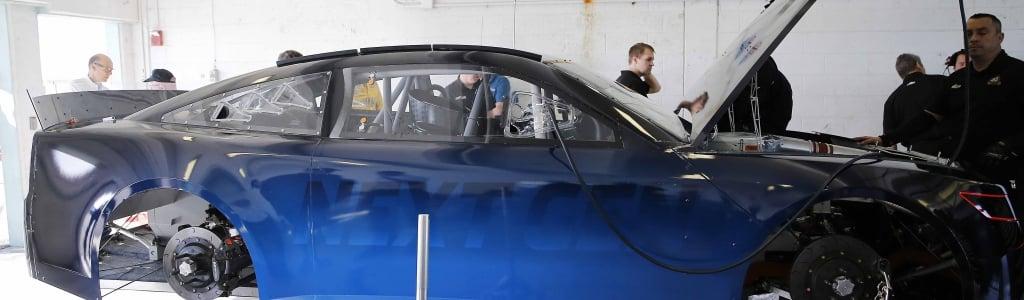 NASCAR Next Gen car to feature single lug nut