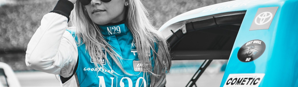 Natalie Decker to run select NASCAR Truck Series races in 2020