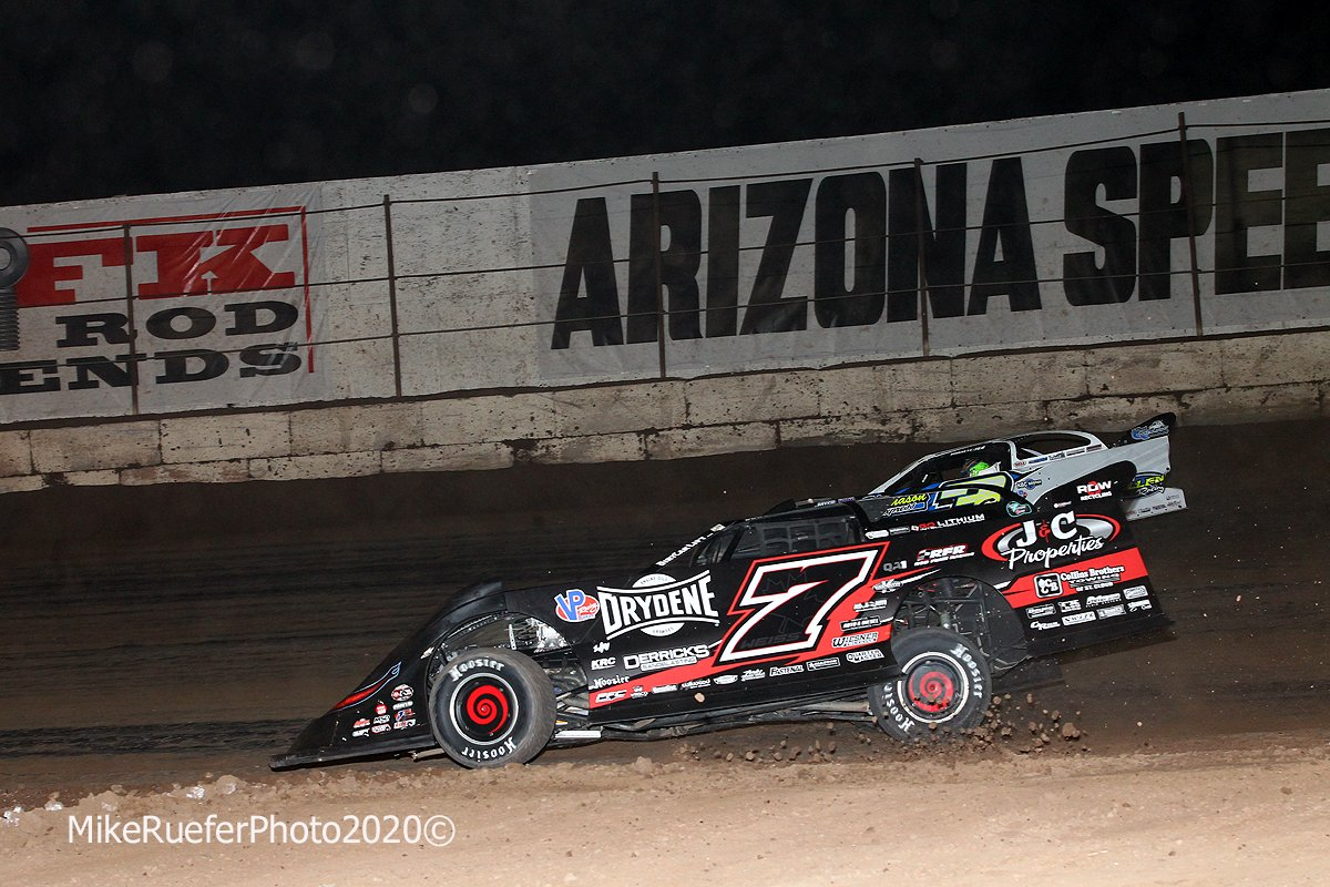 Ricky Weiss and Brian Shirley - Arizona Speedway