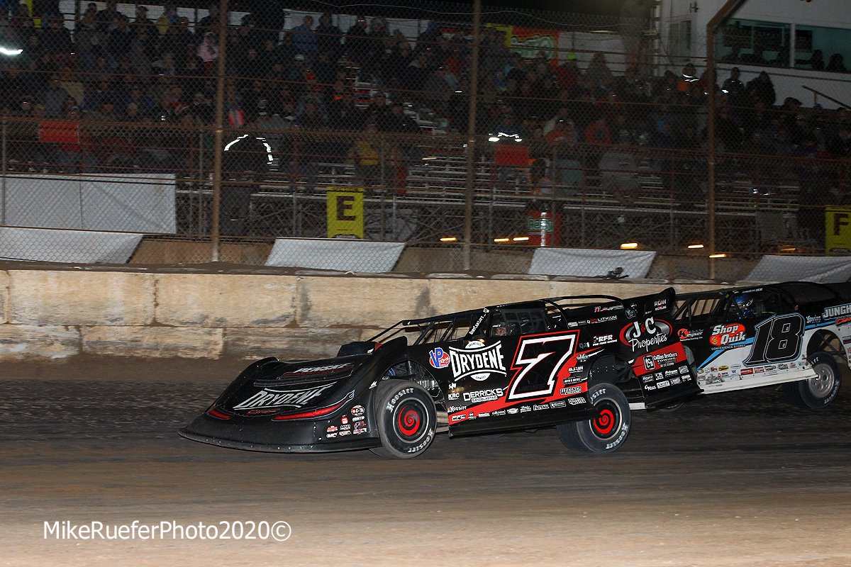 Ricky Weiss and Chase Junghans - Wild West Shootout