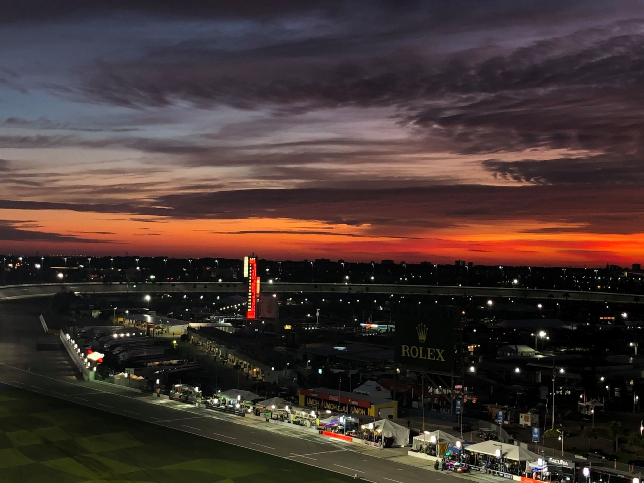 Rolex 24 at Daytona International Speedway - IMSA