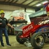 Tony Stewart garage tour