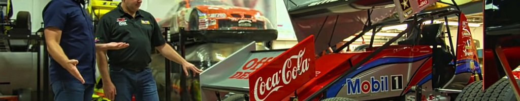 Tony Stewart: Car Collection (Video)