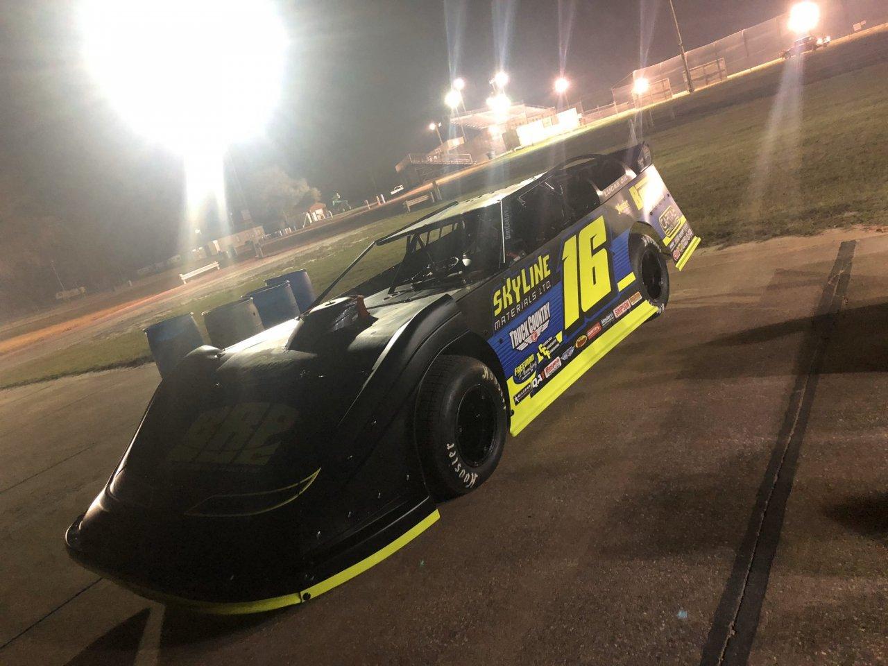 Tyler Bruening 2020 car