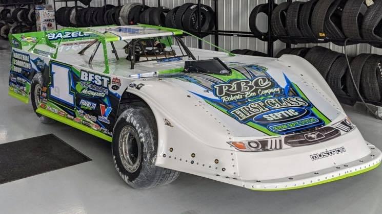 Tyler Erb 2020 car