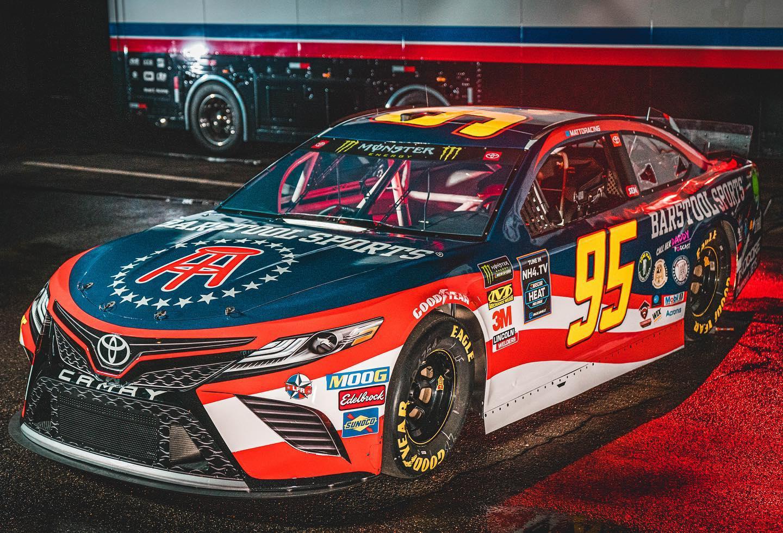 Barstool Sports fires back at NASCAR reporter Jim Utter
