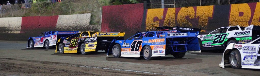 East Bay Raceway Park Results: February 6, 2020 (Lucas Late Models)