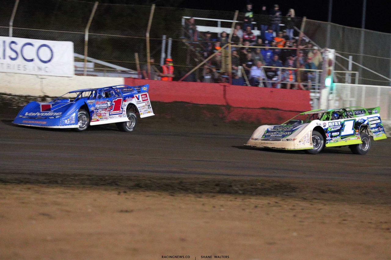 Brandon Sheppard and Tyler Erb at East Bay Raceway Park - LOLMDS 3906