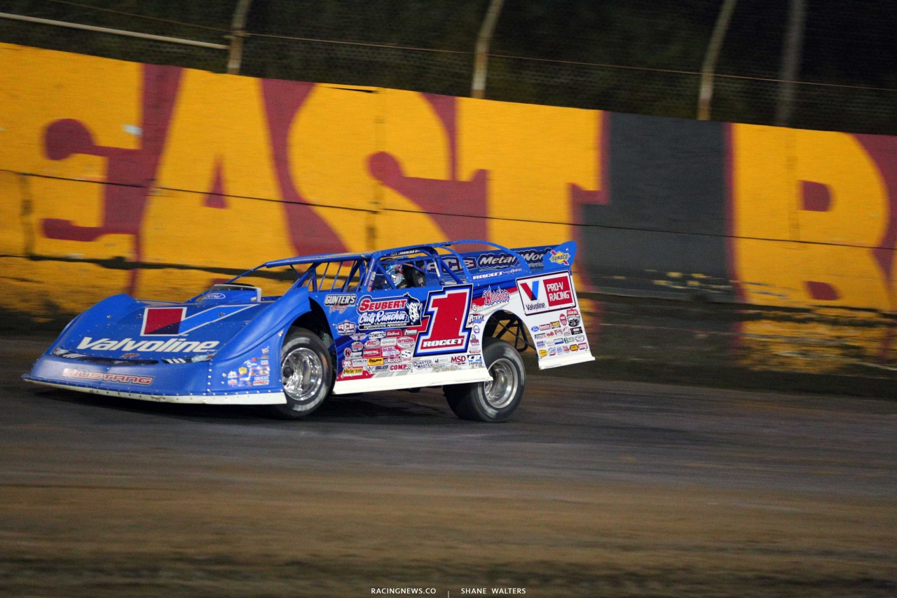 Brandon Sheppard at East Bay Raceway Park - Lucas Oil Late Model 3972