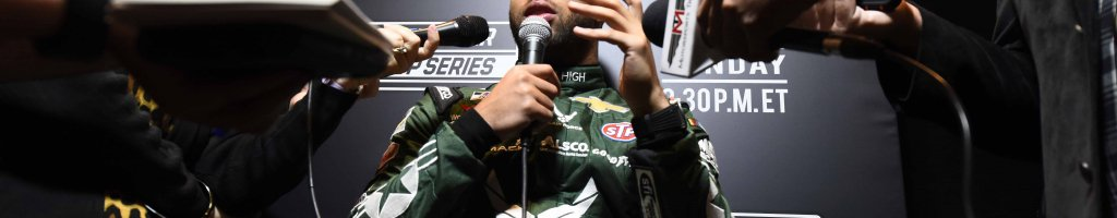 NASCAR's only African-American driver comments on Kyle Larson's n-word usage