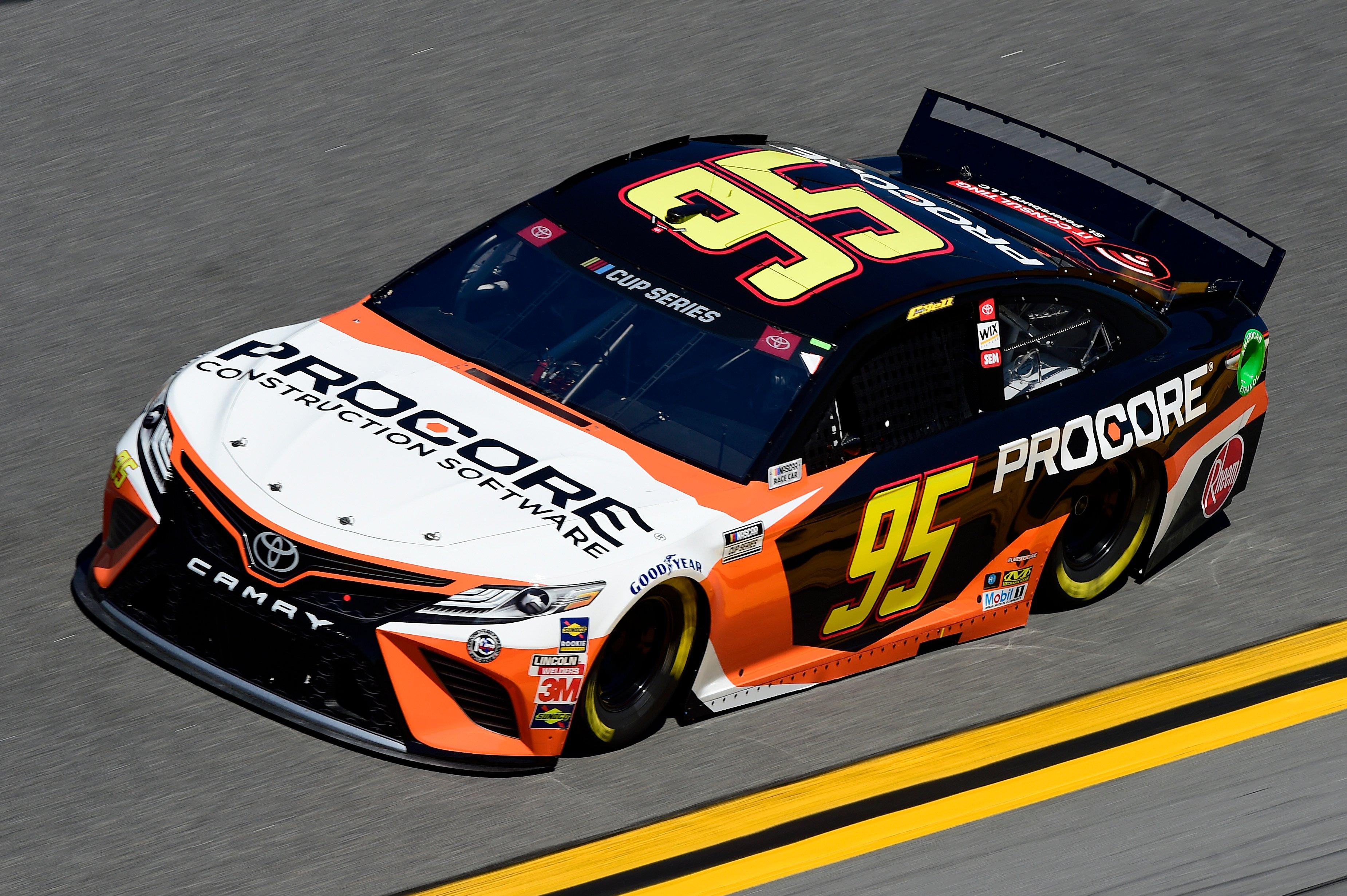 Christopher Bell - Daytona 500 - NASCAR Cup Series