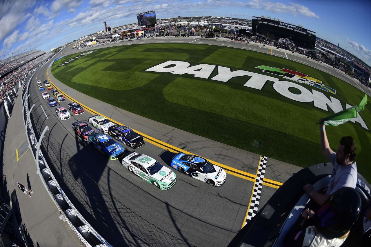 Clash at Daytona International Speedway - NASCAR Cup Series