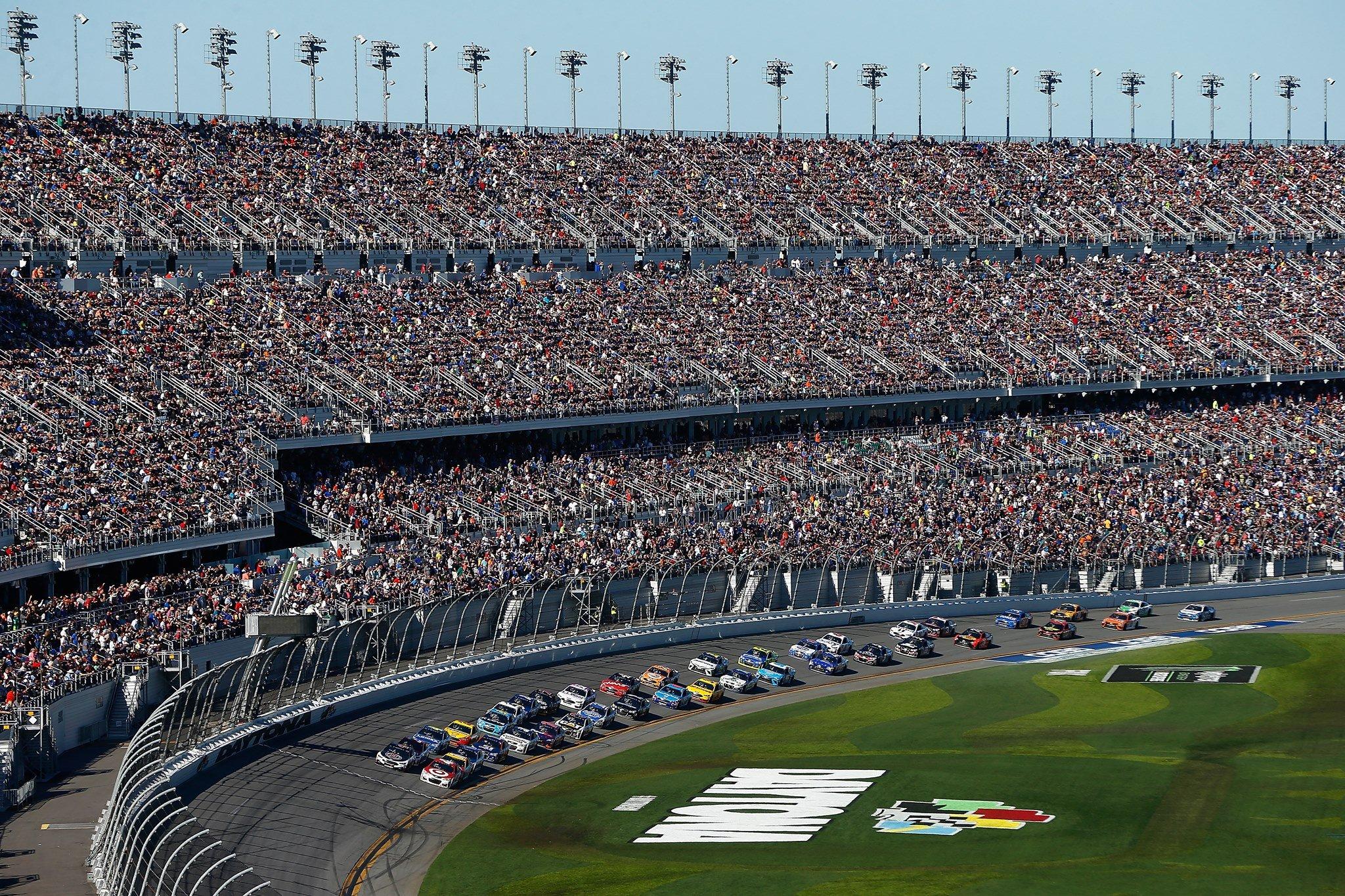 Daytona 500 - NASCAR - Grandstands
