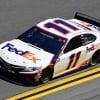Denny Hamlin at Daytona International Speedway