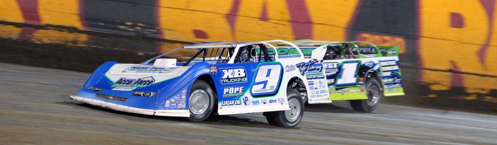 East Bay Raceway Park Results: February 3, 2020 (Lucas Late Models)