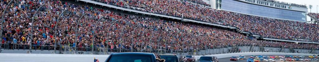 Trump 2020 NASCAR race car to debut at Indianapolis Motor Speedway