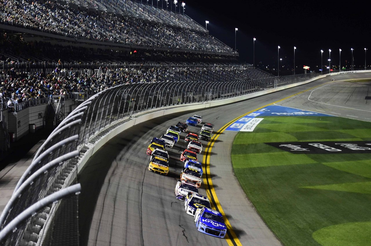 Duel 1 at Daytona International Speedway - NASCAR