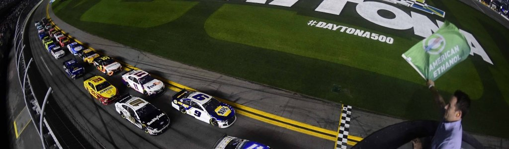 Daytona Duel 1 Results: February 13, 2020 (NASCAR Cup Series)