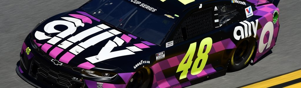 Jimmie Johnson 'surprised' by positive Coronavirus test; Thinking of daughters