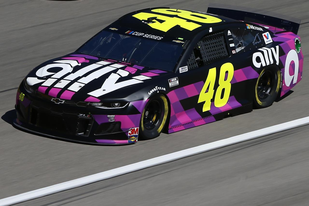 Las Vegas Practice Averages: February 2020 (NASCAR Cup Series) - Racing News