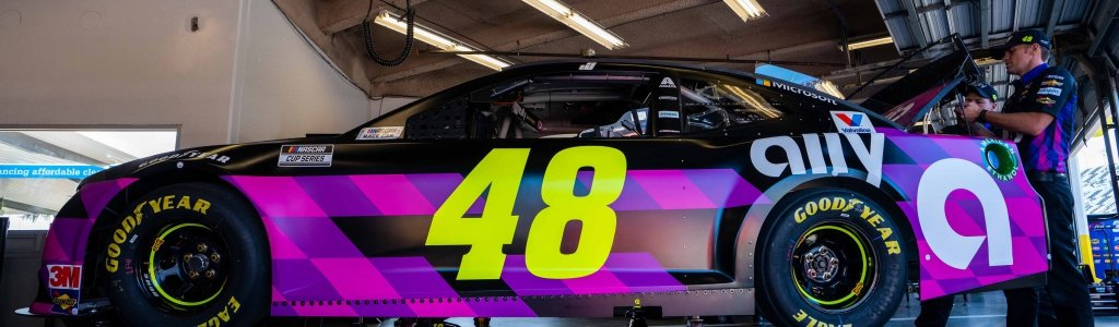 Jimmie Johnson cleared to race Kentucky Speedway following negative COVID tests