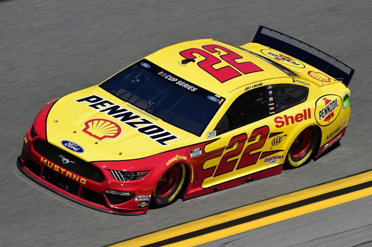 Joey Logano - Daytona 500 - NASCAR Cup Series