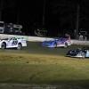 Jonathan Davenport, Brandon Sheppard and Tim McCreadie at All-Tech Raceway - Lucas Oil Late Models 5395
